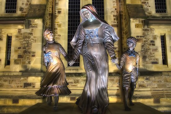Blessed Mary MacKillop by Shannon Rogers