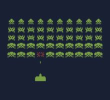 Space Invaders by nametaken