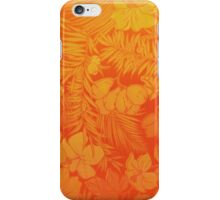 Luxuriant Orange iPhone Case/Skin