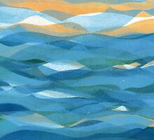 Waves by ZannaAllen