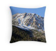 """""""High Sierras"""" Throw Pillow"""