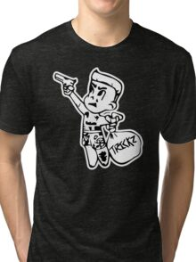Ninja Rich Tri-blend T-Shirt