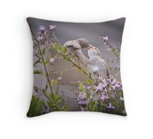 More Momma.... Throw Pillow