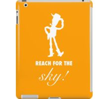 Toy Story Woody Reach For The Sky iPad Case/Skin