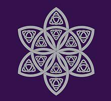 Celtic Pattern: Simple Star by PidoBear
