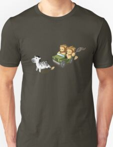 That net is not nearly big enough. Did you think this through? T-Shirt