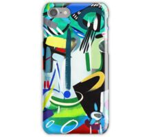 Abstract Interior #21 iPhone Case/Skin