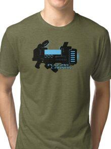 Sci-Fi Plasma Cannon Tri-blend T-Shirt