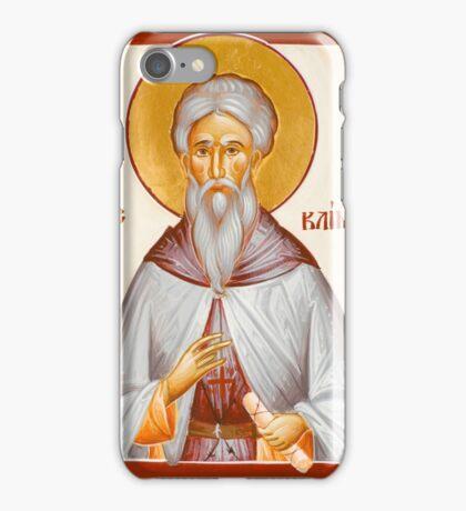 St John Climacus iPhone Case/Skin