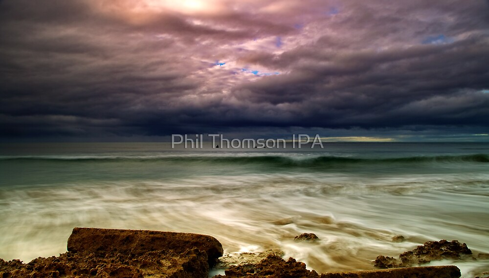 """""""Stormfront"""" by Phil Thomson IPA"""