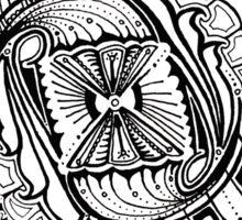 Doodle Tee Sticker