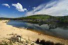 Lagoon at Bournda National Park by Darren Stones