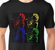 Jared Leto Punk Mohawk Pop Art Unisex T-Shirt