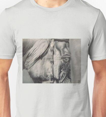 Black and white study. Unisex T-Shirt