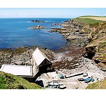 The Lizard Old Lifeboat Station Photographic Print