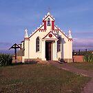 The Italian Chapel by derekwallace