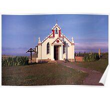 The Italian Chapel Poster