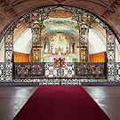 Italian Chapel, Interior by derekwallace