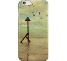 The Road of Life Pt 1 iPhone Case/Skin