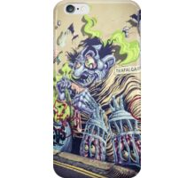 Trafalgar Lane, Brighton iPhone Case/Skin