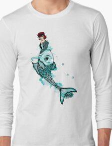 Float Upstream Long Sleeve T-Shirt