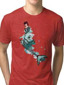 Float Upstream Tri-blend T-Shirt