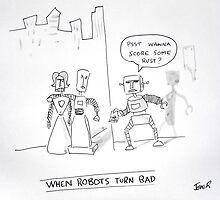 bad bots by Loui  Jover