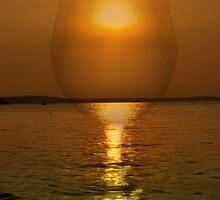 Sunset Romance by lorib