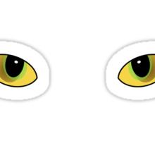 Cat's Eyes Sticker
