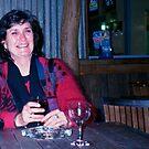Red wine o'clock... Broken Hill by Juilee  Pryor