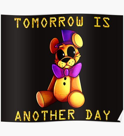 Tomorrow Is Another Day Poster