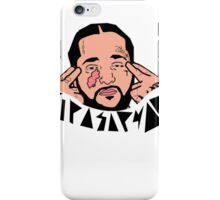 RIP ASAP YAMS iPhone Case/Skin