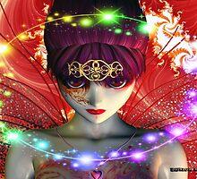 Xairna: The Dark Fairy of Phaia by Junior Mclean