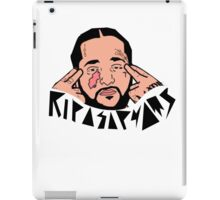 RIP ASAP YAMS iPad Case/Skin