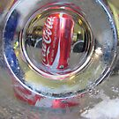 Coke through the glass by FrogGirl
