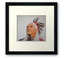 A Proud Human Being Framed Print