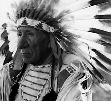Chief Red Cloud by warishellstore