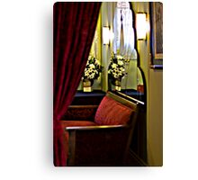 Ladies' Lounge Canvas Print