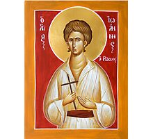 St John the Russian Photographic Print