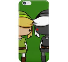 Legend of Zelda- Kawaii Chibi Links iPhone Case/Skin