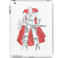 Steel iPad Case/Skin