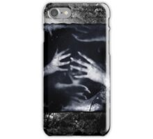 Drowning Hands iPhone Case/Skin