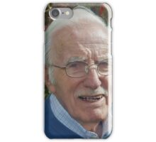 R.I.P. Dad  6/5/1927- 24/7/2014. iPhone Case/Skin