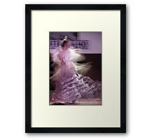 Flamenco - Seville Framed Print