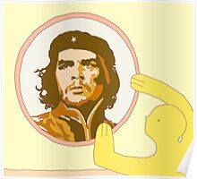 Apricot Che Poster