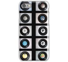 Record Typology iPhone Case/Skin