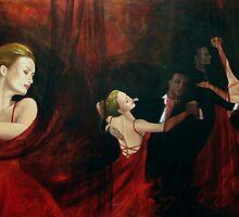 The Last Dance... by dorina costras
