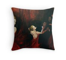 The Last Dance... Throw Pillow