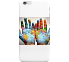 World travel freedom vacations iPhone Case/Skin