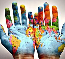 World travel freedom vacations by Royalcollector